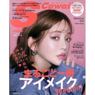 【50%OFF】S Cawaii! まるごと一冊アイメイクSpecial!!