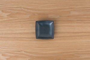 額縁小皿 | 黒鉄砂