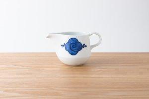 FIORE | ピッチャー 花つる(藍)