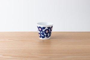 HANA | カップ 青い花