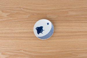KOMON | 豆皿 | 波千鳥