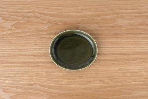 OVAL | 楕円皿(小) オリベ