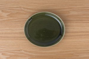 OVAL | 楕円皿(中) オリベ