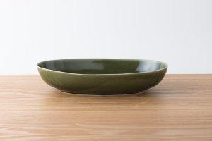 OVAL | 楕円鉢(大) オリベ