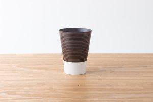 tumbler | フリーカップ 錆線紋(上)