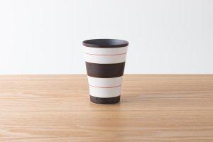 tumbler | フリーカップ 独楽筋(赤)
