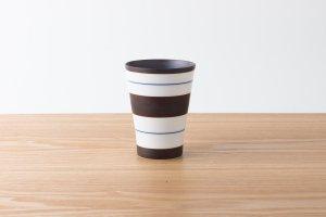 tumbler | フリーカップ 独楽筋(藍)