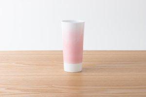 tumbler | 薄渕カップ ピンク