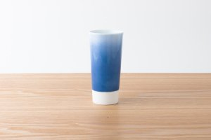 tumbler | 薄渕カップ ブルー