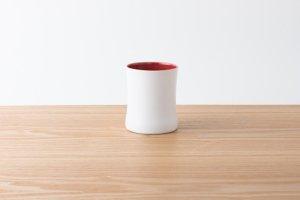 tumbler | ロックカップ 赤釉