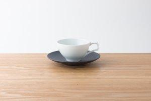 こだわりの茶葉ポット | ティーカップ&ソーサー 錆線紋