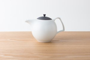 こだわりの茶葉ポット | 茶葉ポット(大) 錆線紋