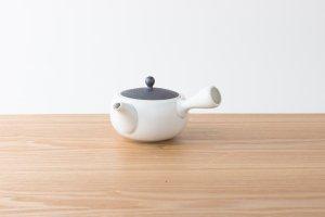 こだわりの茶葉ポット | 茶葉急須 錆線紋