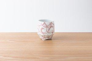 香酒盃 | Lサイズ | 紅巻紋