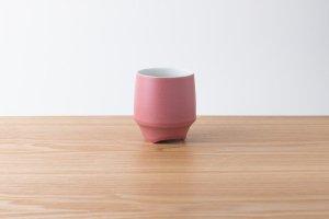 香酒盃 | Lサイズ | 赤結晶釉