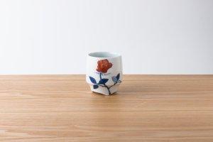 香酒盃 | Mサイズ | 赤薔薇