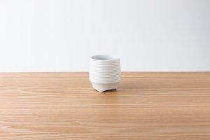 香酒盃 | Sサイズ | 白磁千段
