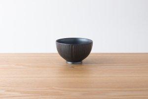 千彫 | 飯碗 しのぎ 黒鉄砂