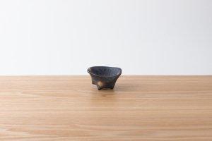 有田HOUEN/2nd | 吉澤 美香 | 七分碗パンチ小 水玉(金)