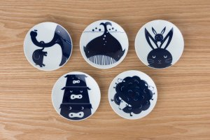 KOMON KIDS | 豆皿 5枚セット