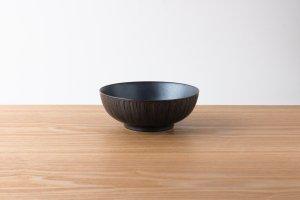 千彫 | 取鉢 しのぎ 黒鉄砂