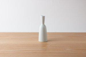 Flower vase | 丸一輪挿し 李朝釉