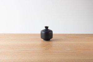 Flower vase | ミニ一輪挿し 鉄釉