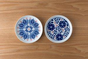 HANA | 取皿 赤の実・リーフ 2枚セット