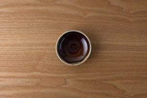 ほっこりポッタリー | 小皿 わらアメ釉