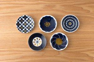 Botanical | 豆皿 5枚セット