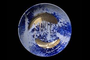 【一点物】DISSIMILAR |  60cm大皿  | 2nd_No.4