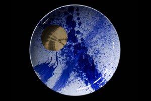 【一点物】DISSIMILAR |  60cm大皿  | 2nd_No.7