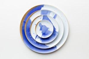 【一点物】 DISSIMILAR | プレート(4枚組) | No.6