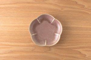 結晶釉 | 取皿 |  茶結晶釉