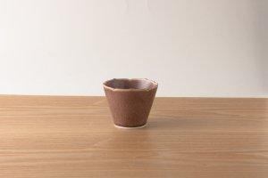 結晶釉 | そば猪口 |  茶結晶釉