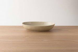 OVAL | 楕円鉢(小) ベージュ