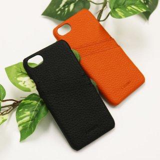 ベーシックレザーアイフォーンケース【iphone6,7,8,SE機種対応】(GISELe掲載商品)