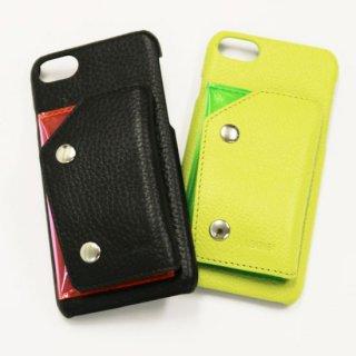 フラップポケットアイフォーンケース【iphone6,7,8,SE機種対応】(GISELe掲載商品)