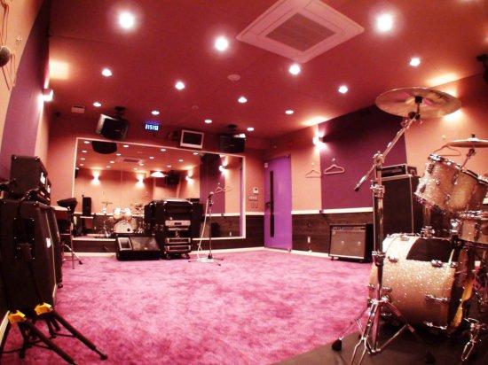 【スタジオ応援・寄付金込み】全部屋で利用可能なスタジオ練習回数券12時間ぶん【スペシャル特典付き】