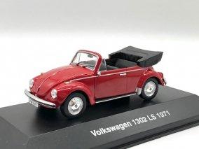 【直輸入品】Altaya 1/43 VW 1302 LS 1971 (レッド)