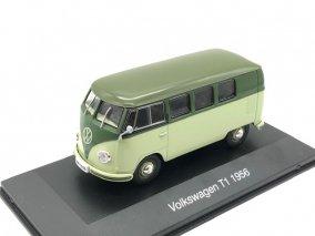 【直輸入品】Altaya 1/43 VW バス T1 1956