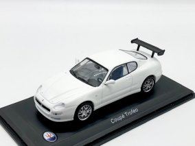 【直輸入品】 LeoModels 1/43 マセラティ クーペ トロフェオ 2003