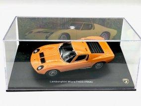【直輸入品】Leo Models 1/43 ランボルギーニ ミウラ P400 (オレンジ)