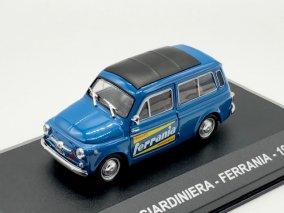 【直輸入品】 Altaya 1/43 フィアット 500 Giardiniera-Ferrania 1964