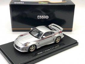 【委託品】1/43 ニスモ フェアレディZ Sチューン GT ニスモストライプ (シルバー)
