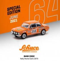 【予約品】 TARMAC WORKS 1/64 BMW 2002 1973 モンテカルロラリー