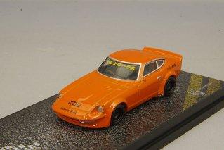 KJ Miniatures 1/64 リバティーウォーク LB-WORKS フェアレディ S30 オレンジ