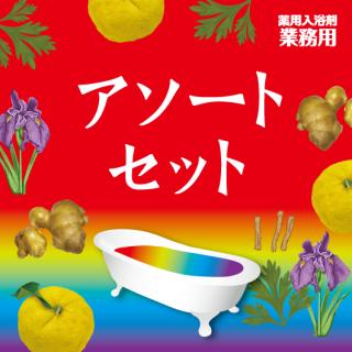 薬用入浴剤 アソートセット (1kg×2)×5種