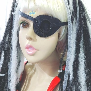 Cyberpunk アイパッチ O-ring