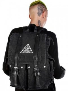 Disturbia:All-Seeing Backpack